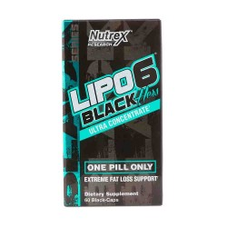Lipo 6 HERS Ultra Concentrate 60 caps