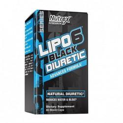 Lipo-6 Black Diuretic - 80 capsule
