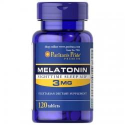 Melatonina 3 mg 120 capsule