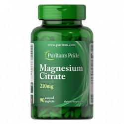 Magneziu citrat 90 capsule