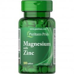 Magneziu si Zinc 100 tablete