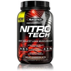 Nitro-Tech Performance Series 907 g