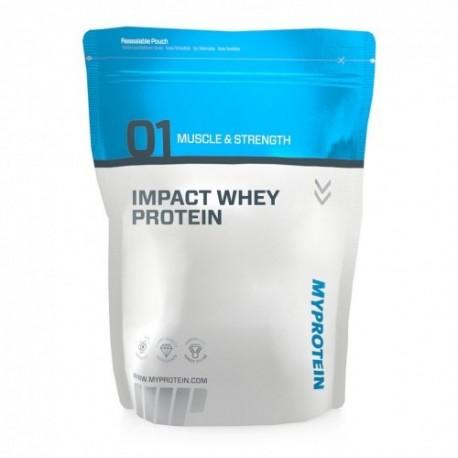 Impact Whey Protein 2.5 kg - cu aroma