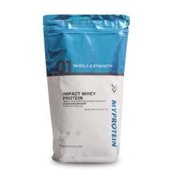 Impact Whey Protein 5 kg - fara aroma