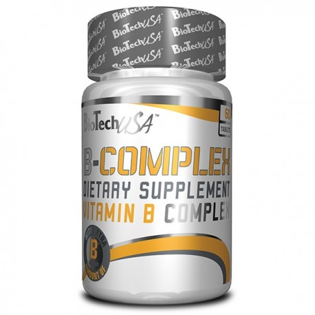 Vitamina B-Complex 60 tablete