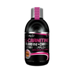 L-Carnitine 70.000+Chrome 500 ml