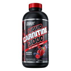 L-Carnitine Liquid 473 ml