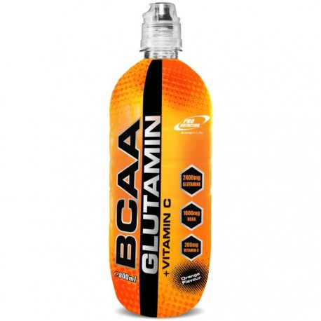 Bcaa Glutamin + Vitamin C 500 ml