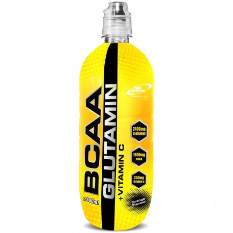 Bcaa Glutamin + Vitamin C 800 ml ananas
