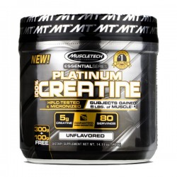 Platinum Creatine 80 serviri