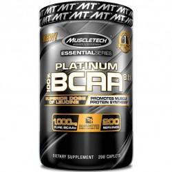 Platinum BCAA 8:1:1 200 capsule