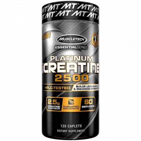 Platinum Creatine 2500 120 caps
