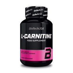 L-Carnitine 1000 Mg 60 tablete