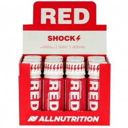 Red Shock Shot Preworkout 12 fiole