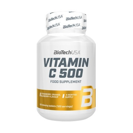 Vitamina C 500 120 tablete
