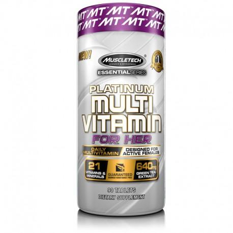 Multi Vitamin For Her 90 Tablete