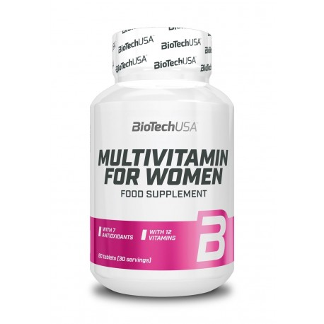 Multivitamin Women 60 tablete