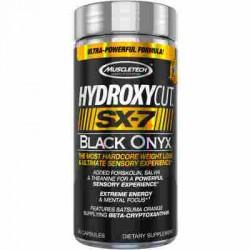 Hydroxycut Sx 7 Black Onyx 80 capsule